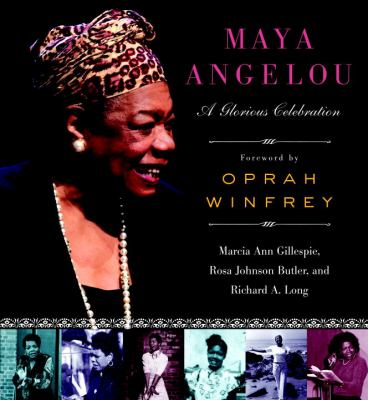 Cover image for Maya Angelou : a glorious celebration
