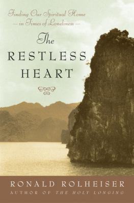 Cover image for The restless heart : finding our spiritual home