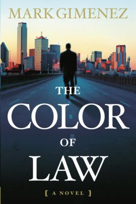 Cover image for The color of law : a novel