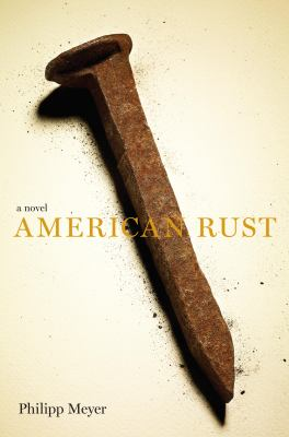 Cover image for American rust