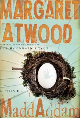 Cover image for MaddAddam : a novel