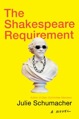 Cover image for The Shakespeare requirement