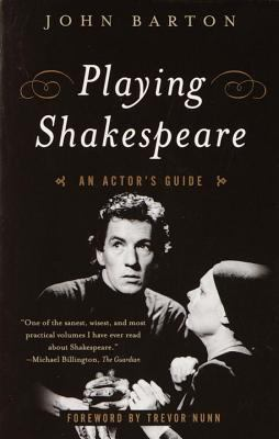 Cover image for Playing Shakespeare : an actor's guide