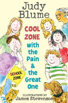 Cover image for Cool zone with the Pain and the Great One