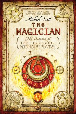 Cover image for The magician