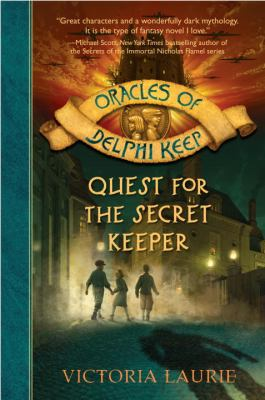 Cover image for Quest for the secret keeper