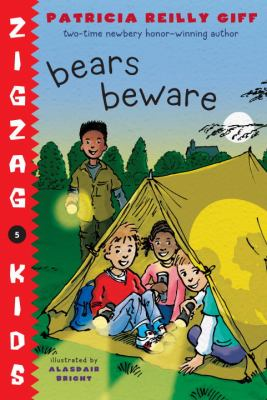 Cover image for Bears beware