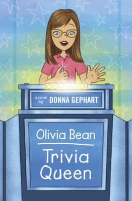 Cover image for Olivia Bean, trivia queen