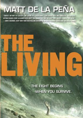 Cover image for The living
