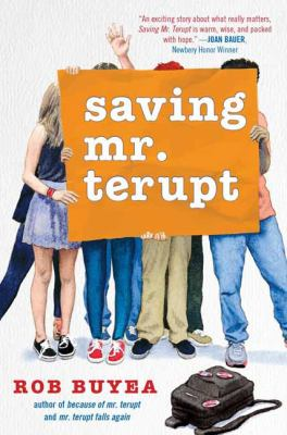 Cover image for Saving Mr. Terupt