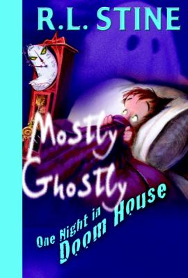 Cover image for One night in Doom House