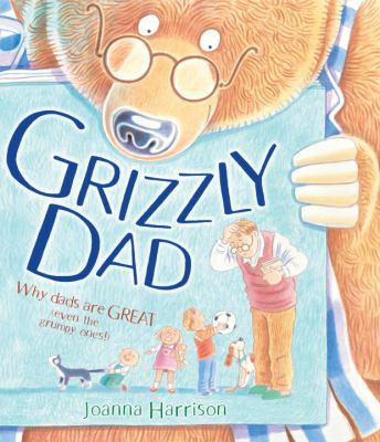 Cover image for Grizzly dad