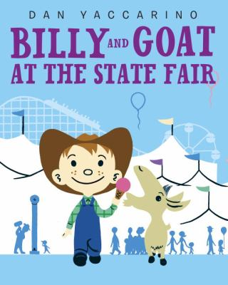 Cover image for Billy & Goat at the state fair