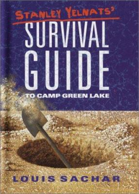 Cover image for Stanley Yelnats' survival guide to Camp Green Lake