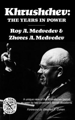 Cover image for Khrushchev, the years in power