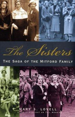 Cover image for The sisters : the saga of the Mitford family