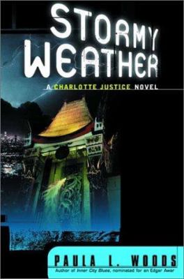 Cover image for Stormy weather : a Charlotte Justice novel
