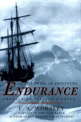Cover image for Endurance : an epic of polar adventure