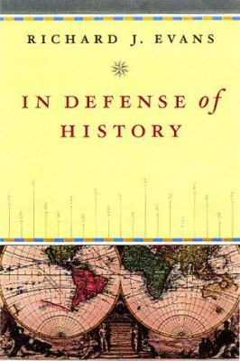 Cover image for In defense of history