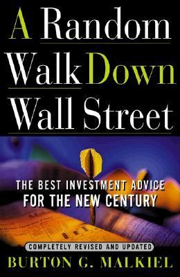 Cover image for A random walk down Wall Street : including a life-cycle guide to personal investing