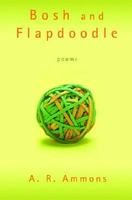 Cover image for Bosh and flapdoodle : poems