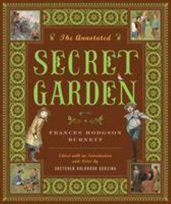Cover image for The annotated Secret garden