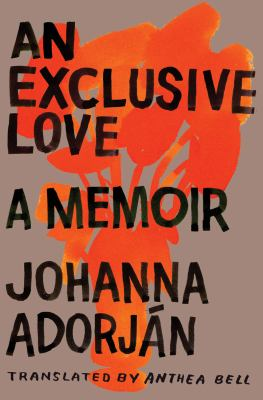 Cover image for An exclusive love
