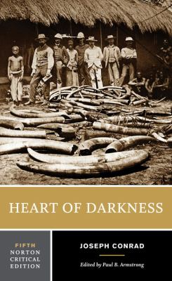 Cover image for Heart of darkness : authoritative text, backgrounds and contexts, criticism