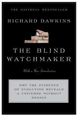 Cover image for The blind watchmaker : why the evidence of evolution reveals a universe without design