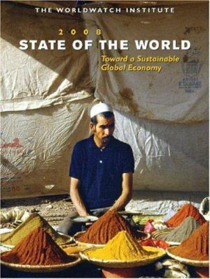 Cover image for State of the world 2008 : innovations for a sustainable economy