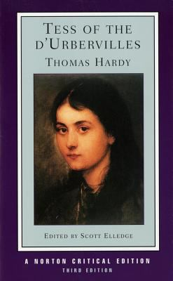 Cover image for Tess of the d'Urbervilles : an authoritative text, backgrounds and sources, criticism