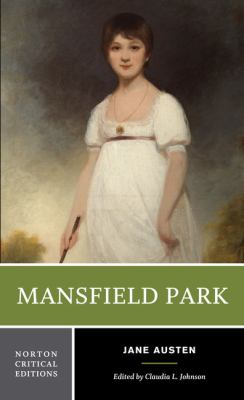 Cover image for Mansfield Park : authoritative text, contexts, criticism