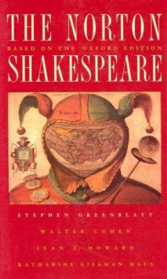 Cover image for The Norton Shakespeare