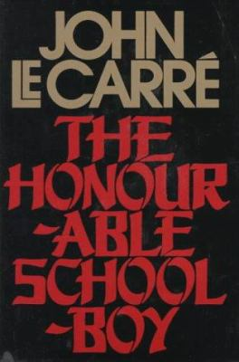 Cover image for The honourable schoolboy