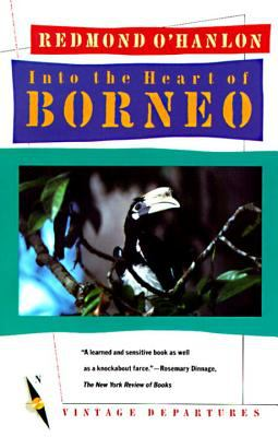 Cover image for Into the heart of Borneo