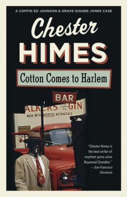 Cover image for Cotton comes to Harlem
