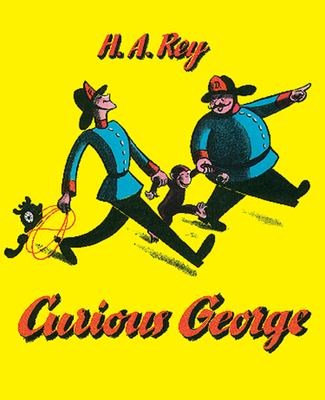 Cover image for Curious George