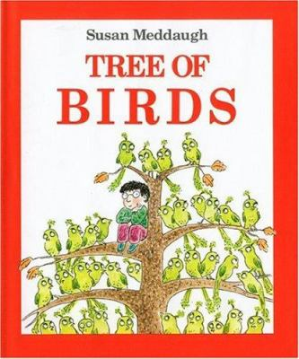 Cover image for Tree of birds