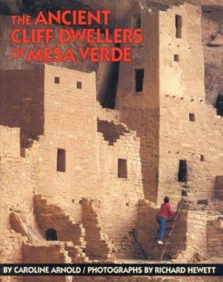 Cover image for The ancient cliff dwellers of Mesa Verde