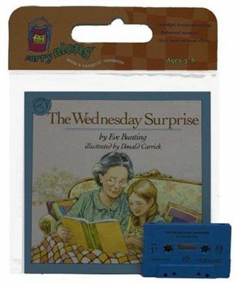 Cover image for The Wednesday surprise