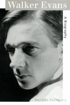 Cover image for Walker Evans : a biography
