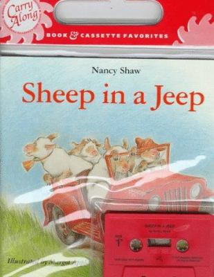 Cover image for Sheep in a jeep