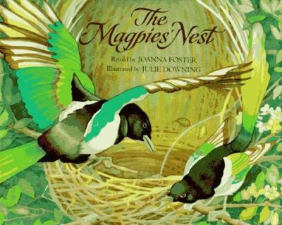 Cover image for The Magpies' nest