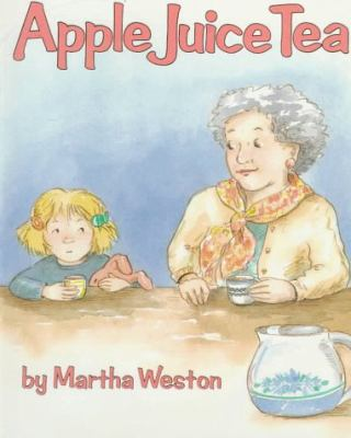 Cover image for Apple juice tea