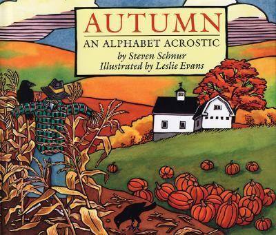 Cover image for Autumn : an alphabet acrostic