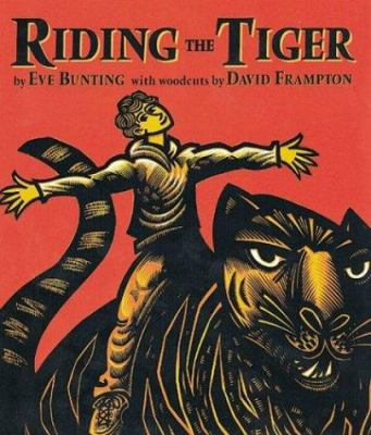 Cover image for Riding the tiger