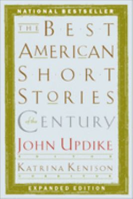 Cover image for The best American short stories of the century