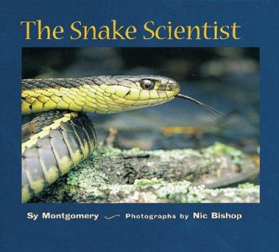 Cover image for The snake scientist