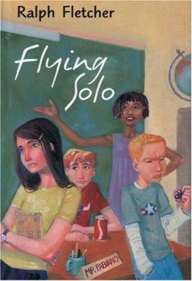 Cover image for Flying solo