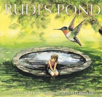 Cover image for Rudi's pond